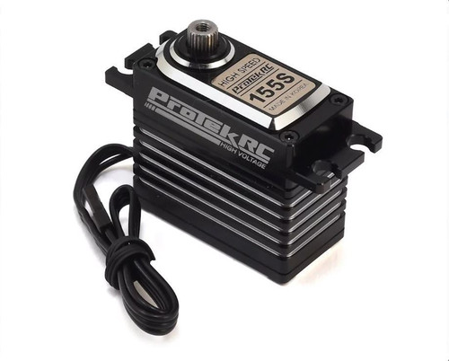 "ProTek RC 155S Digital ""High Speed"" Metal Gear Servo (High Voltage/Metal Case)"