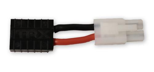 Racers Edge 1608 Battery/ESC Adapter: Female TRX to Male Tamiya