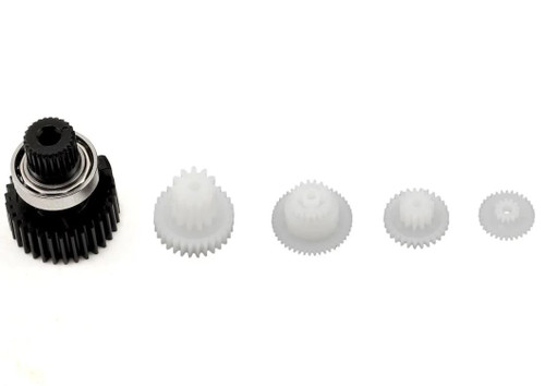 Savox SH1357 Plastic Gear Set w/Bearing
