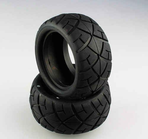 "Schumacher Racing U6701 ""Venom"" 2.2 1/10 Road Truck Tires (2)"