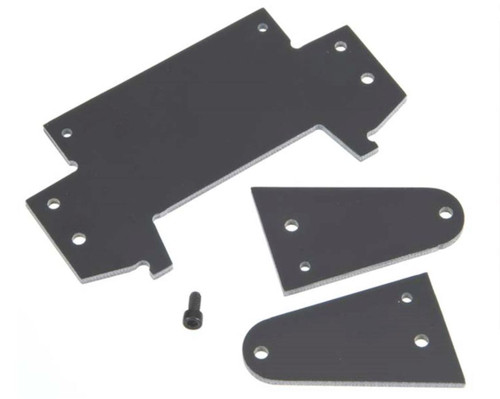 RJ Speed 5246 Front Axle Plate 3pc Legends