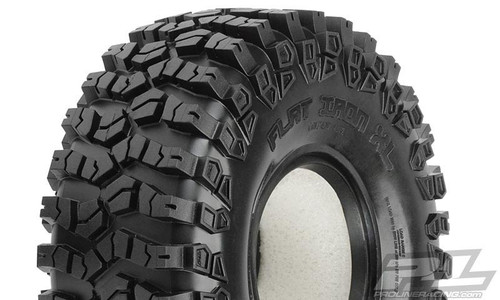 "Pro-Line 10112-00 Flat Iron XL 1.9"" Rock Crawler Tires w/Memory Foam (2) (G8)"