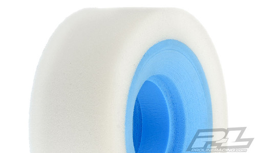 """Pro-Line 6176-00 2.2"""" Dual Stage Rock Crawling Foam Inserts (2) (Closed cell inner/Soft outer)"""