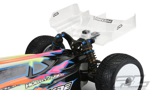 """Pro-Line 6320-00 Air Force 2 1/10 Buggy Wing w/Center Fin (6.5"""" Wide)"""