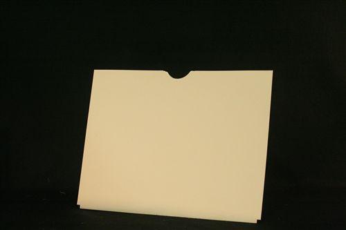 medical folder x ray jacket plain heavyweight without pocket 11 pt