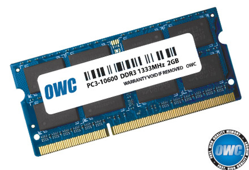 4GB Memory for Mac computers (2x2GB)