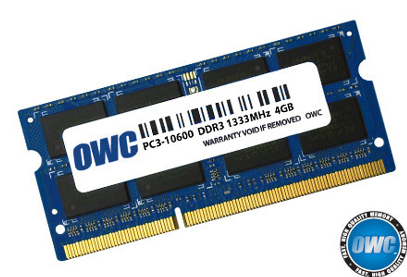 8GB Memory for Mac computers (2x4GB)