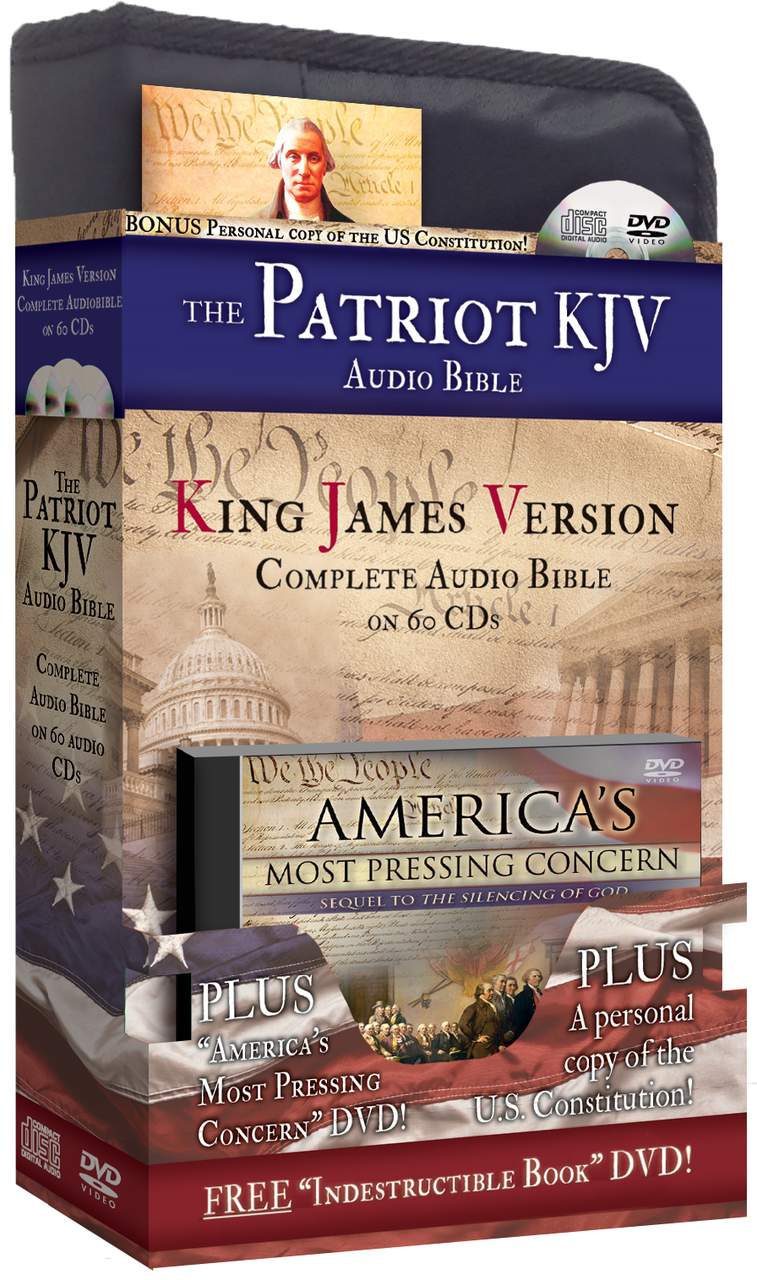 Patriot KJV Complete Audio Bible