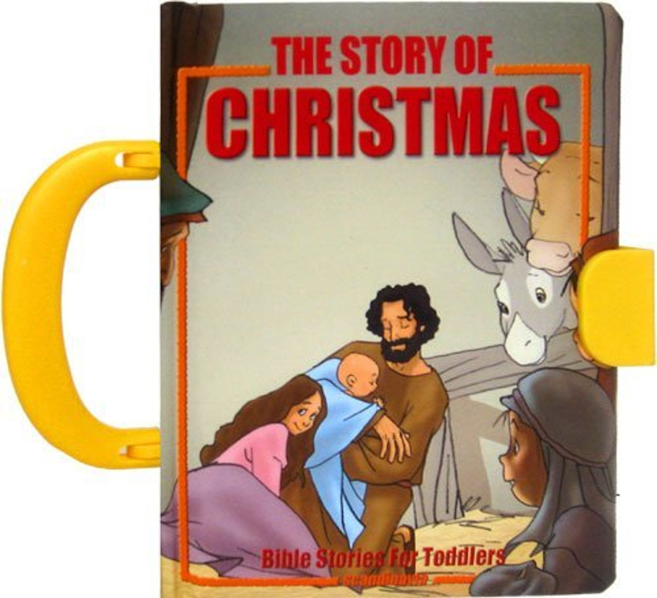 the story of christmas handy bible - Christmas Story For Toddlers