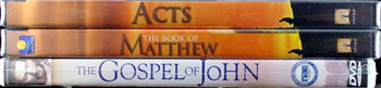 Visual Bible (Set of all 3 DVDs)