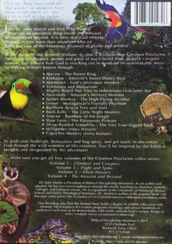 Creation Proclaims Volume 4: Amazon & Beyond
