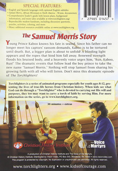 Torchlighters (Ep. 10) The Samuel Morris Story