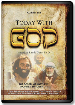 Today With God - Gospel of Matthew (Vol 2)