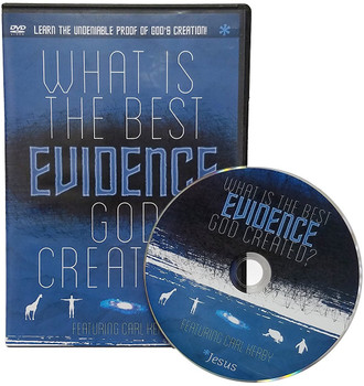 What is the Best Evidence God Created?