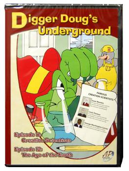 Digger Doug Episodes 11 & 12