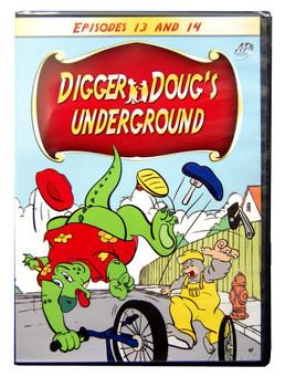 Digger Doug Episodes 13 & 14