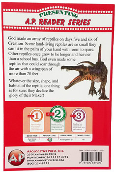 God Made Dinosaurs by Eric Lyons