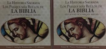 La Historia Sagrada - Biblia Completa (CD)