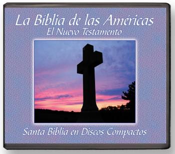 La Biblia De Las Americas: Nuevo Testamento (CD)