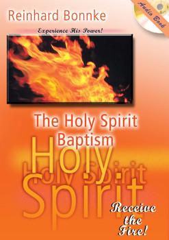 The Holy Spirit Baptism by Reinhard Bonnke (CD)
