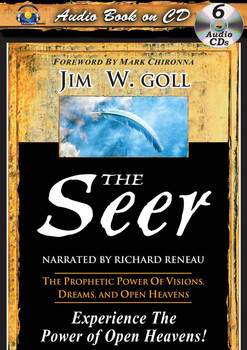 The Seer by Jim Goll (CD)