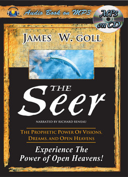 The Seer by Jim Goll (MP3)