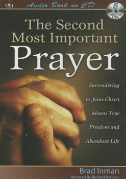 The Second Most Important Prayer by Brad Inman (CD)