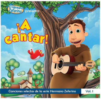 Brother Francis: A cantar! (CD)
