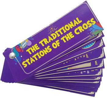The Catholic Stations of Cross Devotional Fan