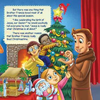 Brother Francis: The Christmas Pageant That Almost Wasn't