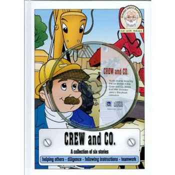 Crew and Co. (CD, DVD, and Book) Set