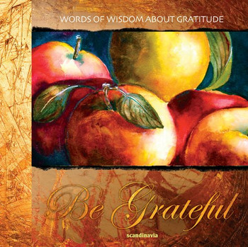 Be Grateful (Words of Wisdom Gift Set)