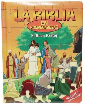 Jesús, El Buen Pastor - La Biblia En Rompecabezas