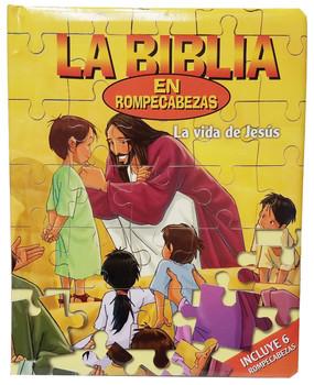 La Vida de Jesús - La Biblia En Rompecabezas