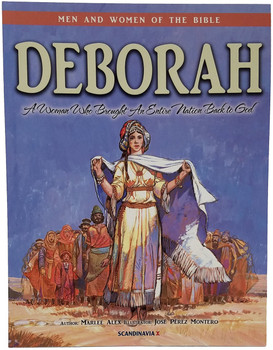 Deborah (Men & Women of the Bible Series)