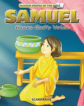Samuel Hears God's Voice - Famous People of the Bible Board Book