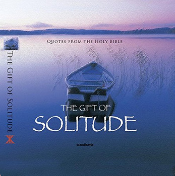 The Gift of Solitude (Quotes) (Gift Book)