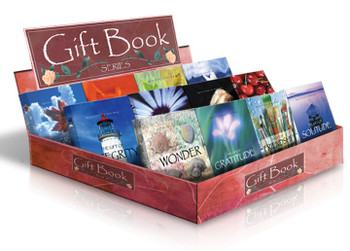Gift Book Display (12 X 4) Books with bag and card (48 Books Total)
