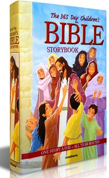 365 Day Children's Bible Storybook