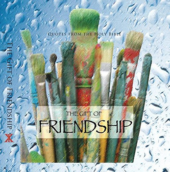 The Gift of Friendship (CEV Bible Verses) (Gift Book)