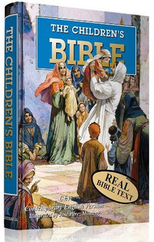 The Children's Bible - CEV Word-for-Word (Illustrated)