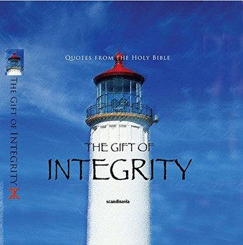 The Gift of Integrity (Bible Verses) (Gift Book)