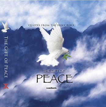The Gift of Peace (CEV Bible Verses) (Gift Book)