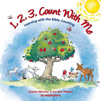 1, 2, 3, Count With Me: Learning with the Bible with Counting