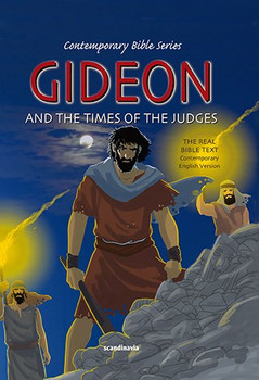 Gideon and the Time of the Judges CEV Word-for-Word