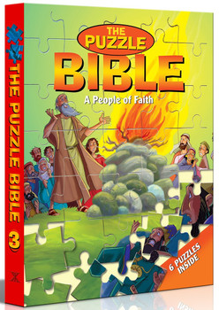 The Puzzle Bible: People of Faith