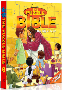 The Puzzle Bible: The Life of Jesus