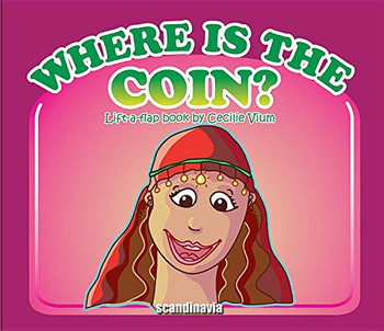 Where is the Coin? (Lift a flap series)