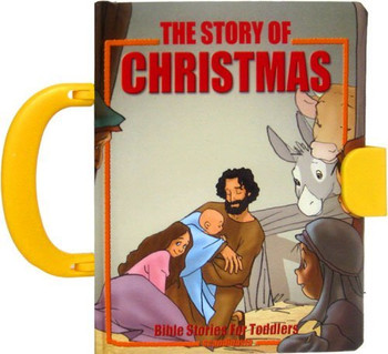 The Story of Christmas (Handy Bible)