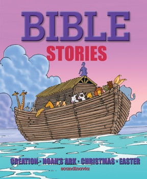 "Bible Stories - All 4 ""Stories of the Bible"""